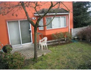 Photo 13: 101 303 CUMBERLAND Street in New_Westminster: Sapperton Townhouse for sale (New Westminster)  : MLS®# V746653