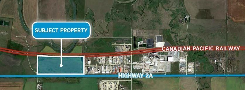 Main Photo: 450888 HIGHWAY # 2A Highway: Rural Foothills County Land for sale : MLS®# C4267564