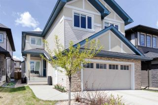Photo 1: 1327 AINSLIE Wynd in Edmonton: Zone 56 House for sale : MLS®# E4244189