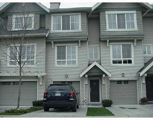 """Main Photo: 39 2978 WHISPER Way in Coquitlam: Westwood Plateau Townhouse for sale in """"WHISPER RIDGE"""" : MLS®# V678179"""
