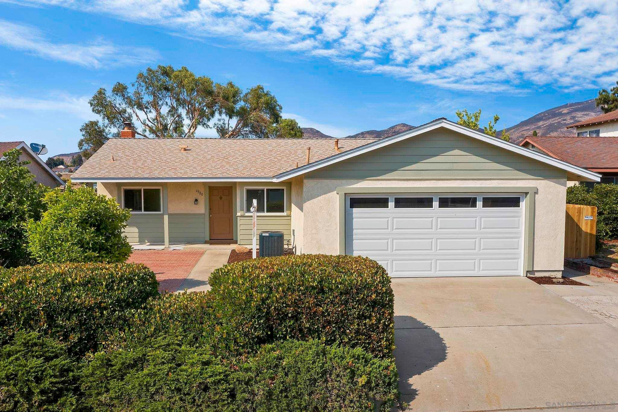 Main Photo: House for sale : 4 bedrooms : 6380 Amberly Street in San Diego