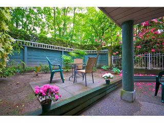 Photo 1: 102 3065 HEATHER Street in Vancouver: Fairview VW Condo for sale (Vancouver West)  : MLS®# V834864
