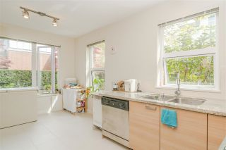 """Photo 11: 121 9399 ODLIN Road in Richmond: West Cambie Condo for sale in """"MAYFAIR PLACE"""" : MLS®# R2573266"""