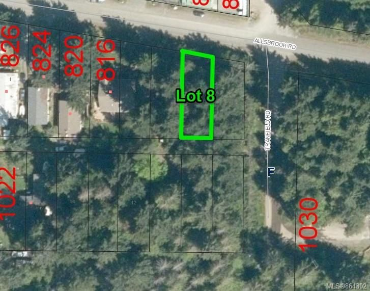 Main Photo: 8 Allsbrook Rd in : PQ Errington/Coombs/Hilliers Land for sale (Parksville/Qualicum)  : MLS®# 864302