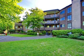 """Photo 1: 214 10662 151A Street in Surrey: Guildford Condo for sale in """"Lincoln Hill"""" (North Surrey)  : MLS®# R2501771"""