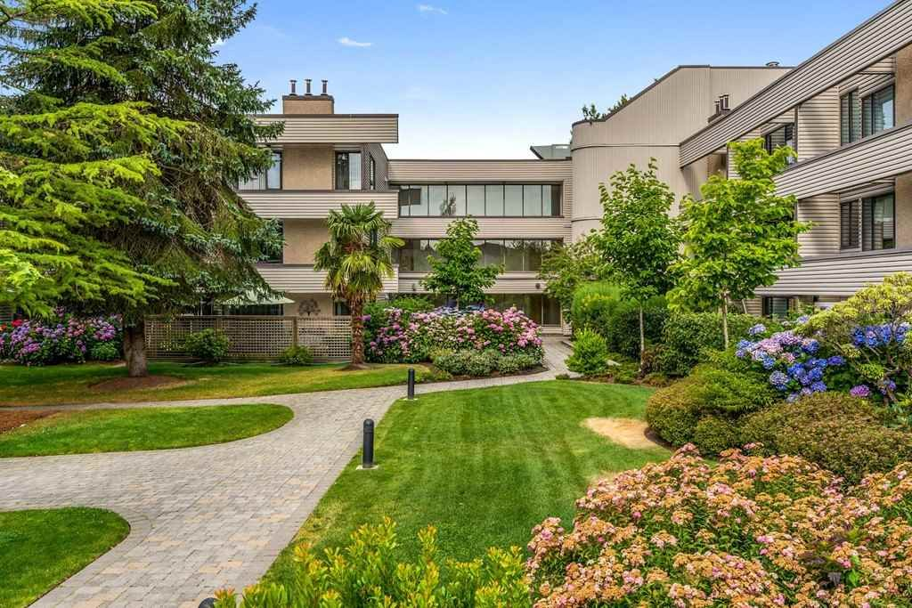 "Main Photo: 108 15275 19 Avenue in Surrey: King George Corridor Condo for sale in ""Village Terrace"" (South Surrey White Rock)  : MLS®# R2480563"