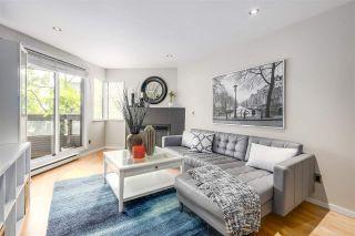 Photo 1: 202 2466 W 3RD Avenue in Vancouver: Kitsilano Condo for sale (Vancouver West)  : MLS®# R2204210