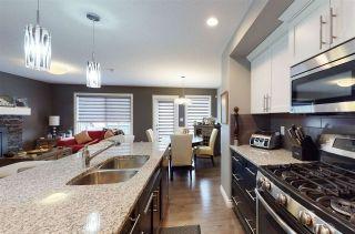 Photo 7: 17518 13 Avenue in Edmonton: Zone 56 House Half Duplex for sale : MLS®# E4227830