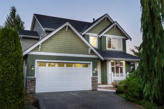 """Photo 1: 5800 167 Street in Surrey: Cloverdale BC House for sale in """"WESTSIDE TERRACE"""" (Cloverdale)  : MLS®# R2487432"""