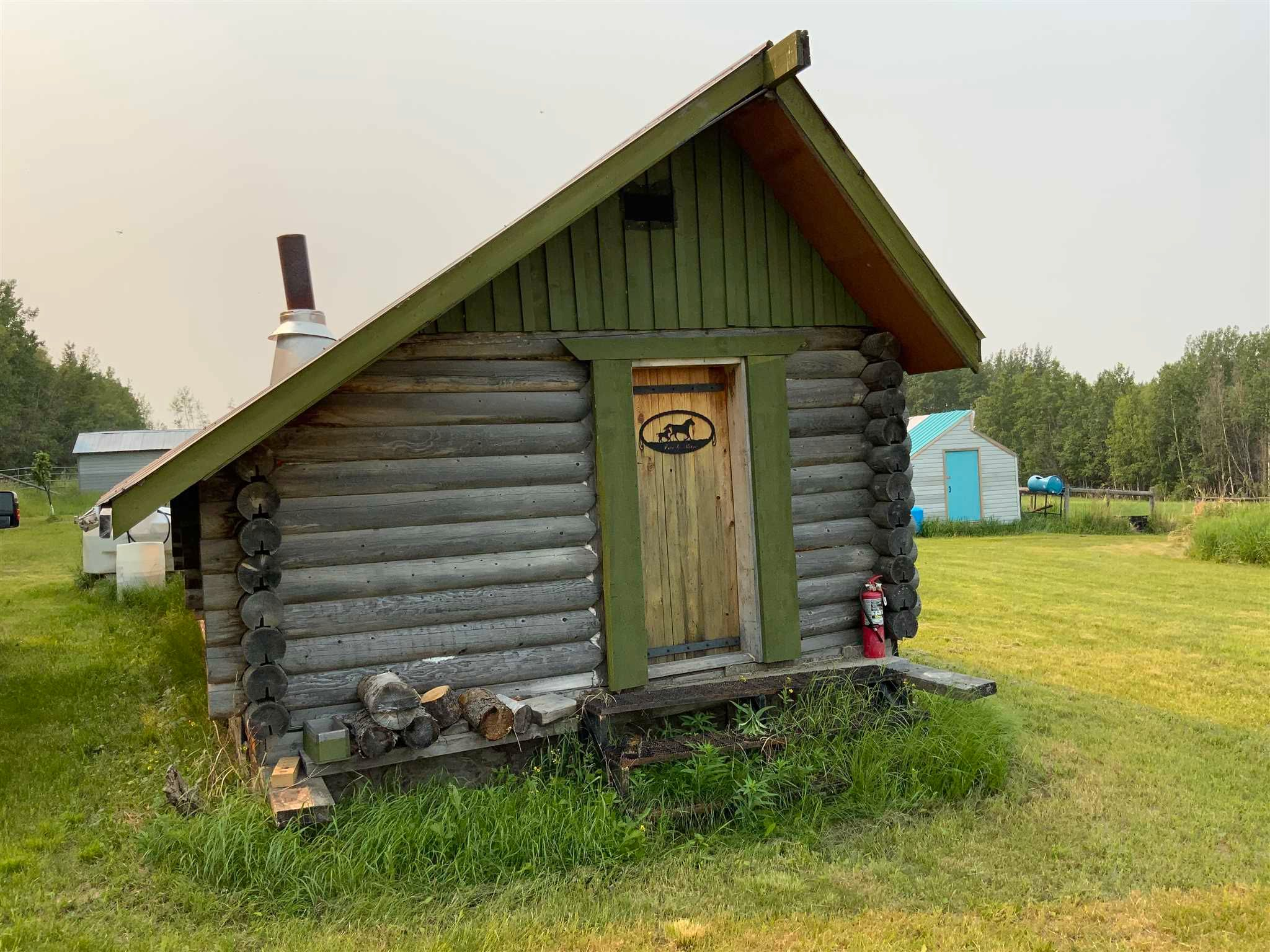 """Photo 19: Photos: 1206 GARCIA Road in Fort St. John: Fort St. John - Rural E 100th Manufactured Home for sale in """"GARCIA ROAD"""" (Fort St. John (Zone 60))  : MLS®# R2597287"""
