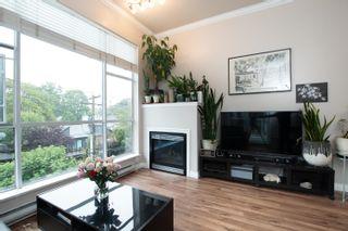 "Photo 6: 408 2268 W 12TH Avenue in Vancouver: Kitsilano Condo for sale in ""THE CONNAUGHT"" (Vancouver West)  : MLS®# R2618218"