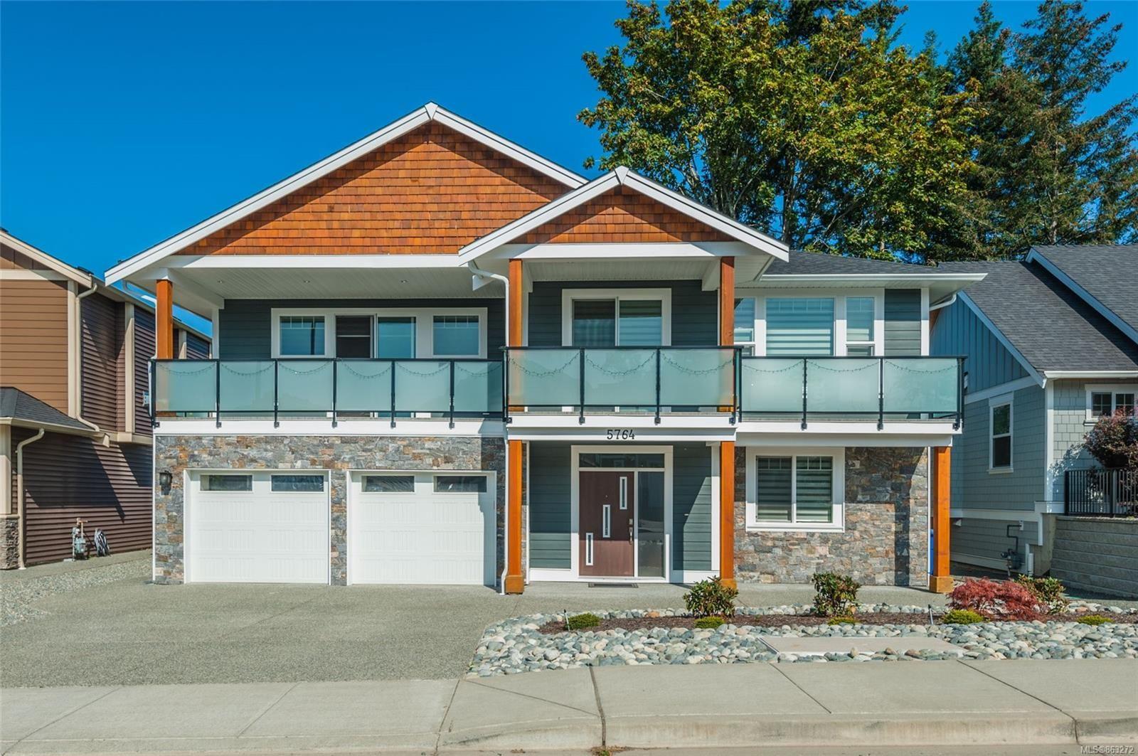 Main Photo: 5764 Linyard Rd in : Na North Nanaimo House for sale (Nanaimo)  : MLS®# 863272
