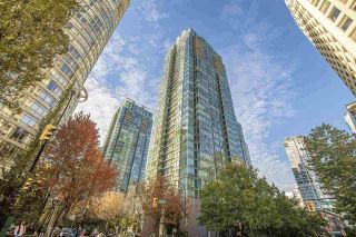 """Photo 1: 2604 1200 W GEORGIA Street in Vancouver: West End VW Condo for sale in """"RESIDENCES ON GEORGIA"""" (Vancouver West)  : MLS®# R2449777"""