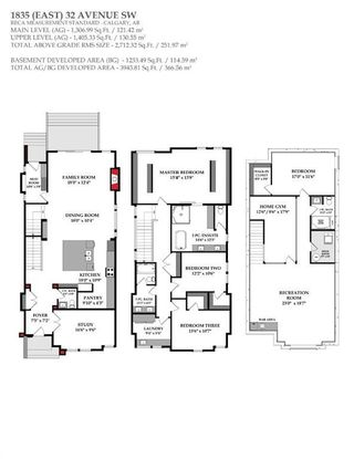 Photo 7: 1835 32 Avenue SW in Calgary: South Calgary Detached for sale : MLS®# A1092726