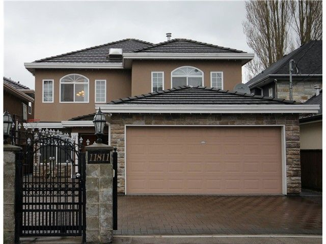 Main Photo: 11811 MONTEGO Street in Richmond: East Cambie House for sale : MLS®# V1054406