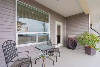Photo 18: 123 6026 LINDEMAN Street in Chilliwack: Promontory Townhouse for sale (Sardis) : MLS®# R2540926