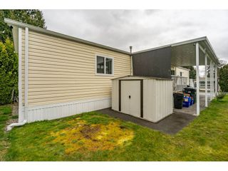 """Photo 29: 186 7790 KING GEORGE Boulevard in Surrey: East Newton Manufactured Home for sale in """"Crispen Bays"""" : MLS®# R2560382"""