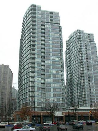 Photo 1: 2505 939 Expo Boulevard in Vancouver: Yaletown Condo for sale (Vancouver West)  : MLS®# R2081999