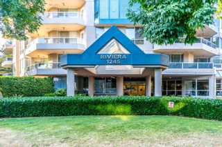 """Photo 22: 1504 1245 QUAYSIDE Drive in New Westminster: Quay Condo for sale in """"RIVIERA ON THE QUAY"""" : MLS®# R2605856"""