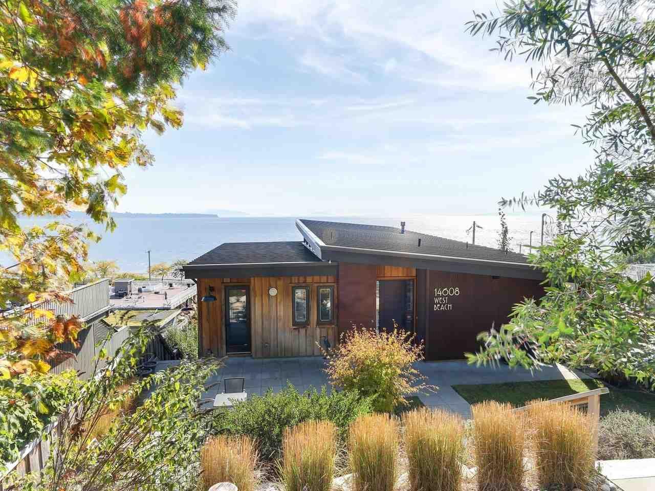 Main Photo: 14608 WEST BEACH Avenue: White Rock House for sale (South Surrey White Rock)  : MLS®# R2535601