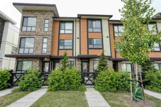 "Photo 1: 19 20857 77A Avenue in Langley: Willoughby Heights Townhouse for sale in ""WEXLEY"" : MLS®# R2410839"
