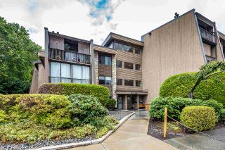"Photo 1: 226 9101 HORNE Street in Burnaby: Government Road Condo for sale in ""Woodstone Place"" (Burnaby North)  : MLS®# R2490129"
