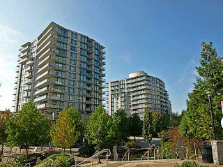 "Photo 1: 705 175 W 1ST Street in North Vancouver: Lower Lonsdale Condo for sale in ""Time"" : MLS®# V1117468"