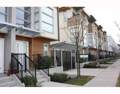 Main Photo: 22 628 6th Avenue in Vancouver West: Fairview VW Home for sale ()  : MLS®# V765557
