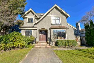 Main Photo: 4338 TOWNLEY Street in Vancouver: Quilchena House for sale (Vancouver West)  : MLS®# R2551444