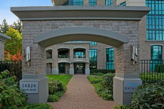 """Photo 1: 505 14824 N BLUFF Road: White Rock Condo for sale in """"Belaire"""" (South Surrey White Rock)  : MLS®# R2024928"""