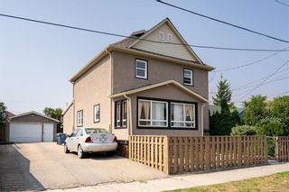 Photo 2: 548 Aberdeen Avenue in Winnipeg: North End Residential for sale (4A)  : MLS®# 202119164
