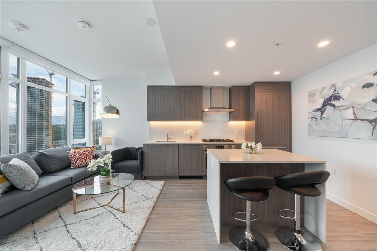 """Main Photo: 2606 2311 BETA Avenue in Burnaby: Brentwood Park Condo for sale in """"Limina Waterfall"""" (Burnaby North)  : MLS®# R2589944"""