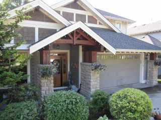 """Photo 1: 22814 DOCKSTEADER Circle in Maple Ridge: Silver Valley House for sale in """"SILVER VALLEY"""" : MLS®# R2086022"""