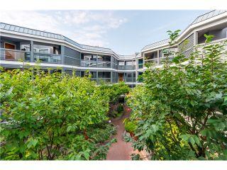"Photo 16: 306 1345 W 4TH Avenue in Vancouver: False Creek Condo for sale in ""GRANVILLE ISLAND VILLAGE"" (Vancouver West)  : MLS®# V1079641"