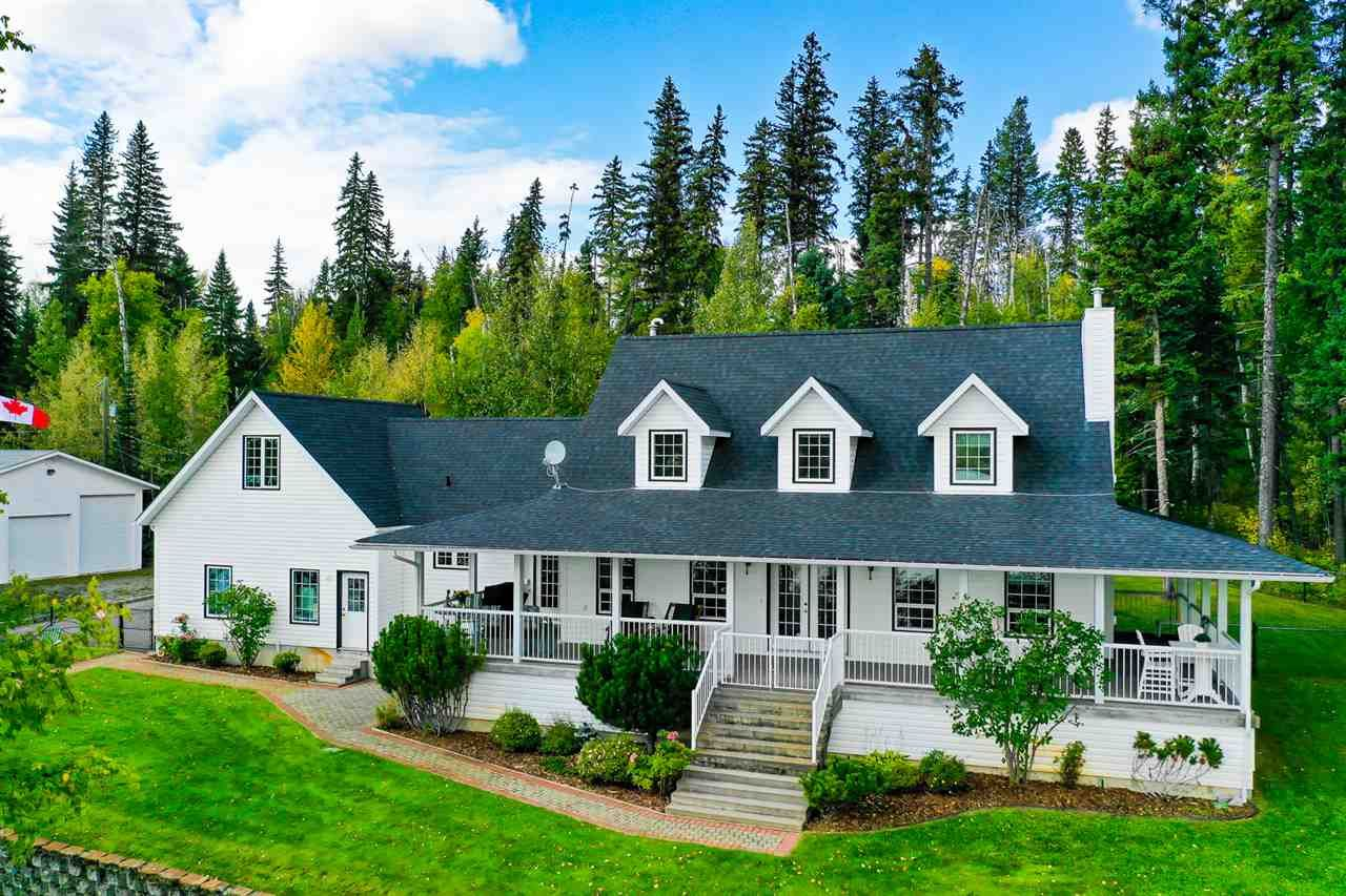 """Main Photo: 1500 STEELE Drive in Prince George: Tabor Lake House for sale in """"Tabor Lake"""" (PG Rural East (Zone 80))  : MLS®# R2445766"""