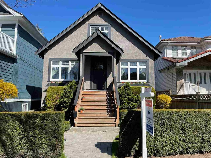 FEATURED LISTING: 835 27TH Avenue East Vancouver