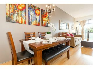 """Photo 5: 214 1345 W 15TH Avenue in Vancouver: Fairview VW Condo for sale in """"SUNRISE WEST"""" (Vancouver West)  : MLS®# V1118182"""