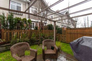 """Photo 20: 102 20738 84 Avenue in Langley: Willoughby Heights Townhouse for sale in """"Yorkson Creek"""" : MLS®# R2328032"""
