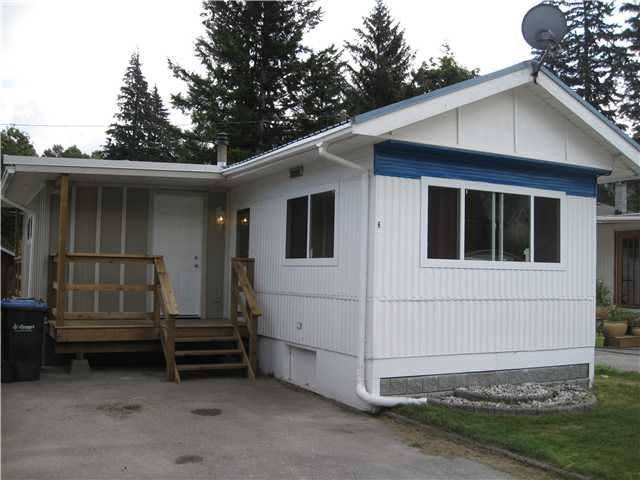 Main Photo: 6 39768 government Road in Squamish: Northyards Home for sale : MLS®# V1081017