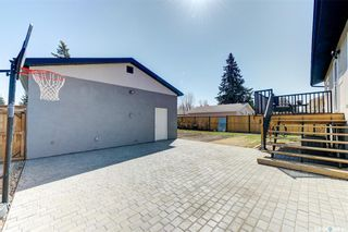 Photo 37: 842 MATHESON Drive in Saskatoon: Massey Place Residential for sale : MLS®# SK850944