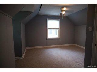 Photo 15: 91 Des Meurons Street in WINNIPEG: St Boniface Residential for sale (South East Winnipeg)  : MLS®# 1422081