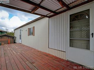 Photo 19: 61 1555 Middle Rd in VICTORIA: VR Glentana Manufactured Home for sale (View Royal)  : MLS®# 756727