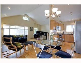 Photo 5: 1965 W 10TH Avenue in Vancouver: Kitsilano Townhouse for sale (Vancouver West)  : MLS®# V773523