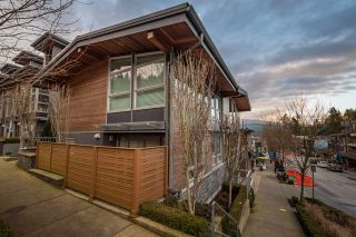 "Main Photo: 101 2200 CALEDONIA Avenue in North Vancouver: Deep Cove Townhouse for sale in ""Cove Gardens"" : MLS®# R2537172"