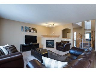 Photo 7: 1718 THORBURN Drive SE: Airdrie House for sale : MLS®# C4096360