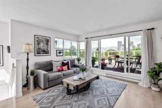 """Photo 2: 2240 SPRUCE Street in Vancouver: Fairview VW Townhouse for sale in """"SIXTH ESTATE"""" (Vancouver West)  : MLS®# R2590222"""