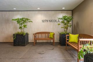 Photo 2: 304 1279 NICOLA Street in Vancouver: West End VW Condo for sale (Vancouver West)  : MLS®# R2176299