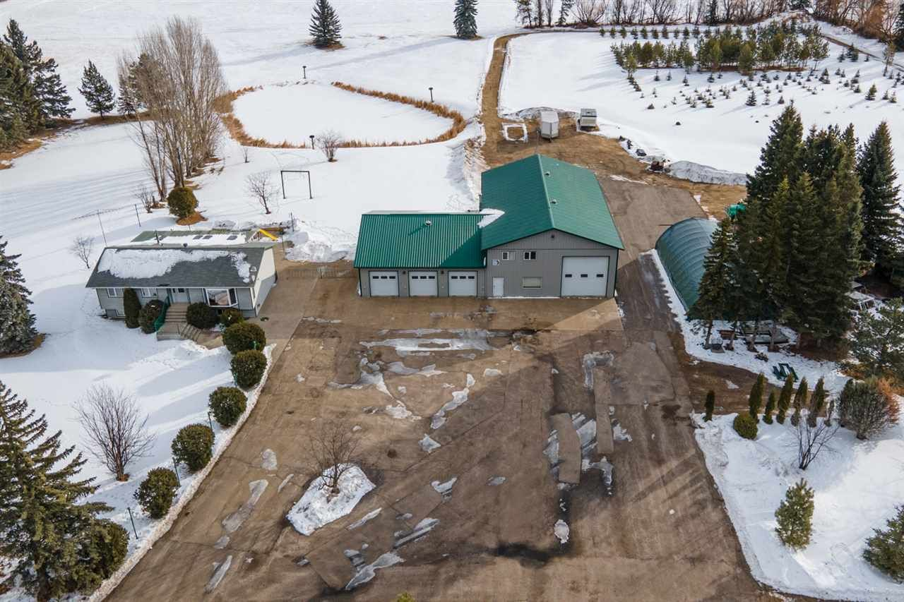 Main Photo: 59525 RR 270: Rural Westlock County House for sale : MLS®# E4229839