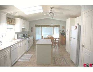 """Photo 2: 47 7610 EVANS Road in Sardis: Sardis West Vedder Rd Manufactured Home for sale in """"COTTONWOOD MHP"""" : MLS®# H2703095"""