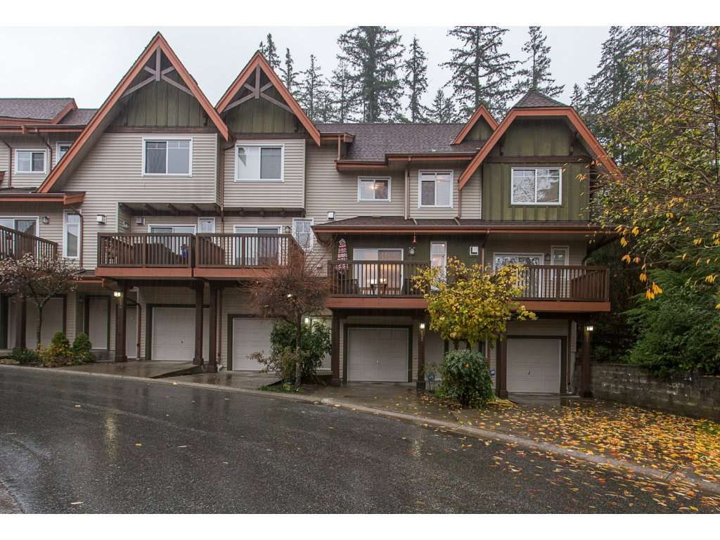"""Main Photo: 132 2000 PANORAMA Drive in Port Moody: Heritage Woods PM Townhouse for sale in """"MOUNTAINS EDGE"""" : MLS®# R2223784"""